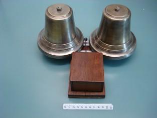 Campanello telefono 1940 25x30x18