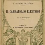 Opuscolo del 1919 dedicato al campanello elettrico pag. 1