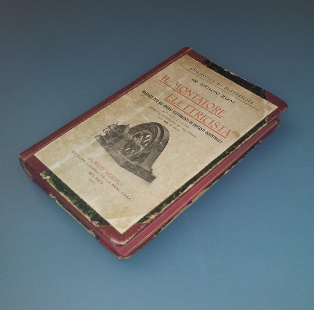 Il montatore elettricista 1911/ opuscoli manuali elettrici