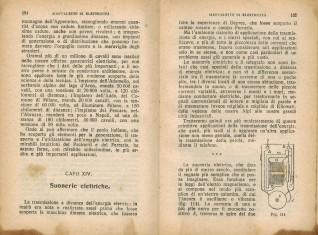 Manualetto di elettricità suonerie 1