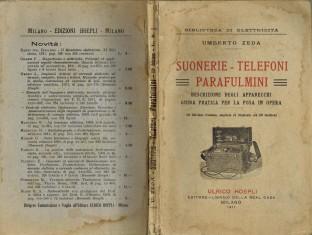 Suonerie telefoni parafulmini 1911