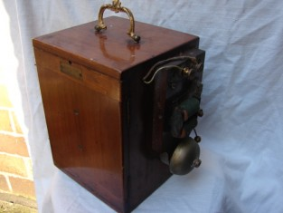 Portable servant's bell