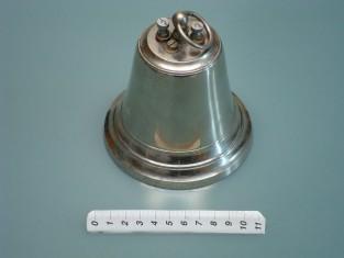 Campana elettrica Ø 11 cromata 8v.