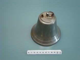 Campana elettrica Ø 12 bronzo crom. 12v.
