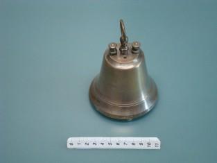 Campanella elettrica Ø 9 bronzo 12v.