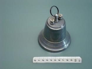 Campana elettrica Ø 9 peltro 12v.