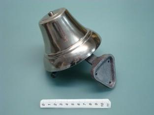 Campana elettrica bronzo cromato 12