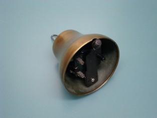 Campanella badenia in bronzo ø9 12v.