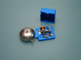 Campanellino elettrico 1970 8x3,5x2,5 6v.