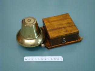 Campanello 1920~ ottone 22x11x10a