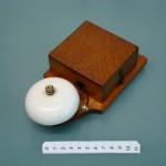 Campanello elettrico 1920~ porcellana 20x10x6