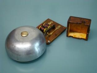Campanello 1930~ alluminio 20x9x8a