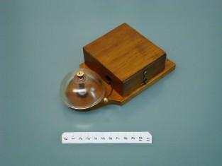 Campanello elettrico 1930~ cristallo 18x10x5