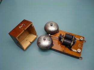 Campanello 1940~ 22x15x7 per telefono