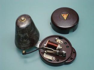 Campanello 1940~ RAPIZZI ZEUS 4-6v.