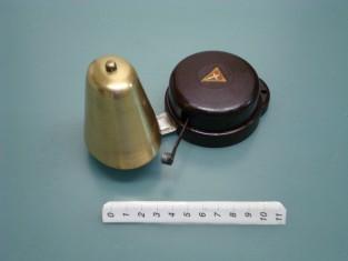 Campanello Rapizzi 1940~ 4-8 v. campana ottone