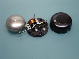 Campanello bachilite acciaio 1950~ 12x7x4