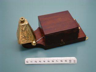 campanello bronzo fine 1800 18x8x9- v. 4-6