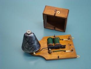 Campanello elettrico 1930~ 21x10x11 4-8v.