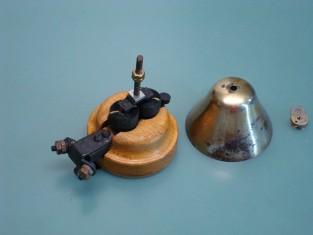 Campanello elettrico 1940~ Ø6 8v.