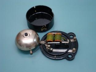 Campanello elettrico bachilite 1930~ 18x10x4