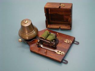 Campanello-elettrico-bronzo-1910-18x10x7 4-6v.