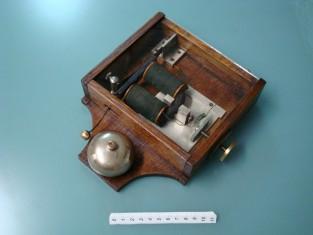 Campanello elettrico - electric bell