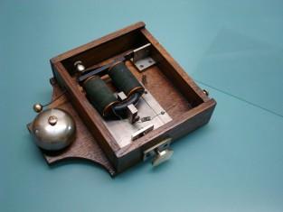 Campanello elettrico - electric bell 25x19x5