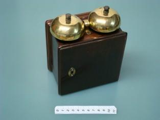 Campanello elettrico x tel.
