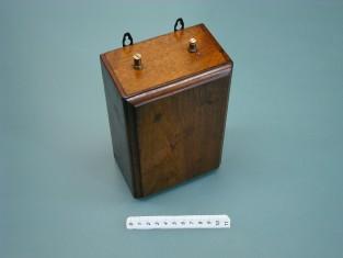 Campanello gong 1910~ 20x12x8 - 4-8-V.