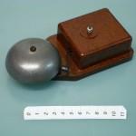 Campanello 1940 bachilite ferro 16x8x5
