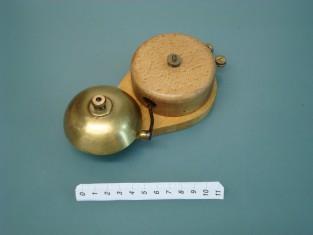 campanello elettrico ; electric bell ; sonnette électrique; timbre eléctrico; elektrische Klingel