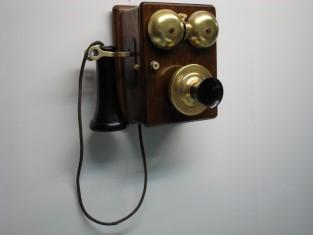 Telefono con suoneria 1910 ~