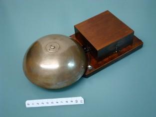 camp. 1930 bronzo grande 29x14x11