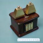 Campanello elettrico telefono, 1920