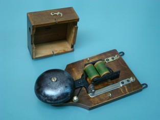 Campanello elettrico 1910~ 19x11x5