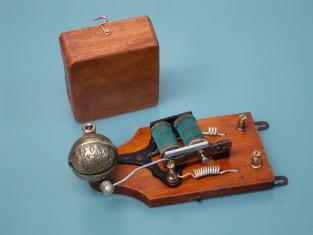 Campanello elettrico 1920~ 19x9x5