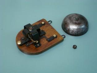 Campanello elettrico 1930~ 10x8x5