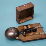 Campanello elettrico 1940~ 19x11x5