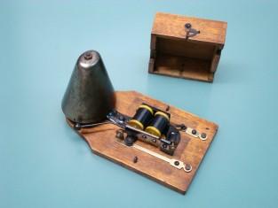 Campanello elettrico 1940~ 118x10x10