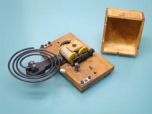Campanello elettrico gong 1930~ 21x16x7