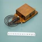 Campanello elettrico gong 1940~ 19x7x4
