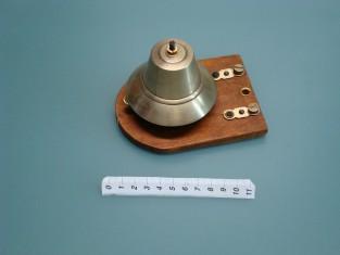 Campanello elettrico 12x9x9 ottone 1940~