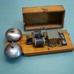 Campanello elettrico 29x16x8   x telefono 1940~