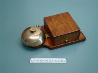 Campanello elettrico cam. ott mart.rovescio 1910~