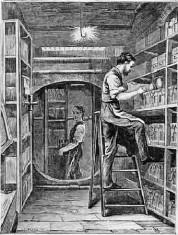 Battery Cellar 1871