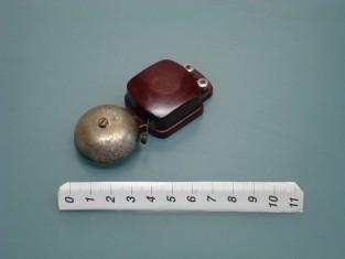 Piccolo campanello 1960~ 8x3,5x2 12v