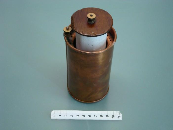Vecchia pila Daniell ; Vintage battery Daniell