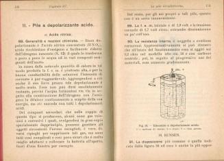 Pile a depolarizzante acido Bunsen 130 131