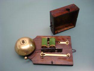 alte türklingel - antik klingel -vintage ringer bell - ancienne sonnerie